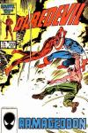 Daredevil #233 comic books - cover scans photos Daredevil #233 comic books - covers, picture gallery