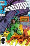 Daredevil #235 comic books - cover scans photos Daredevil #235 comic books - covers, picture gallery