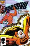 Daredevil #237 comic books - cover scans photos Daredevil #237 comic books - covers, picture gallery