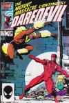 Daredevil #238 comic books - cover scans photos Daredevil #238 comic books - covers, picture gallery