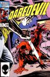 Daredevil #240 comic books - cover scans photos Daredevil #240 comic books - covers, picture gallery