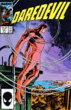 Daredevil #241 comic books - cover scans photos Daredevil #241 comic books - covers, picture gallery