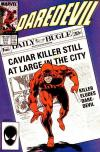 Daredevil #242 comic books - cover scans photos Daredevil #242 comic books - covers, picture gallery