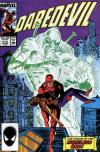 Daredevil #243 Comic Books - Covers, Scans, Photos  in Daredevil Comic Books - Covers, Scans, Gallery