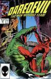 Daredevil #247 Comic Books - Covers, Scans, Photos  in Daredevil Comic Books - Covers, Scans, Gallery