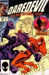 Daredevil #248 comic books - cover scans photos Daredevil #248 comic books - covers, picture gallery