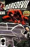 Daredevil #250 comic books - cover scans photos Daredevil #250 comic books - covers, picture gallery