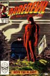 Daredevil #251 comic books - cover scans photos Daredevil #251 comic books - covers, picture gallery