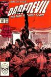 Daredevil #252 comic books - cover scans photos Daredevil #252 comic books - covers, picture gallery