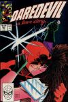 Daredevil #255 comic books - cover scans photos Daredevil #255 comic books - covers, picture gallery