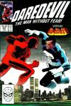 Daredevil #257 comic books - cover scans photos Daredevil #257 comic books - covers, picture gallery