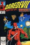 Daredevil #258 comic books - cover scans photos Daredevil #258 comic books - covers, picture gallery