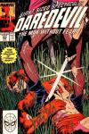 Daredevil #260 comic books - cover scans photos Daredevil #260 comic books - covers, picture gallery