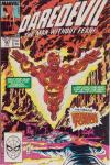 Daredevil #261 comic books - cover scans photos Daredevil #261 comic books - covers, picture gallery