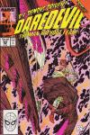Daredevil #263 comic books - cover scans photos Daredevil #263 comic books - covers, picture gallery