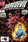 Daredevil #264 Comic Books - Covers, Scans, Photos  in Daredevil Comic Books - Covers, Scans, Gallery