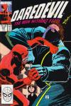 Daredevil #267 comic books - cover scans photos Daredevil #267 comic books - covers, picture gallery