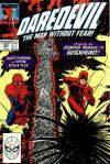 Daredevil #270 comic books - cover scans photos Daredevil #270 comic books - covers, picture gallery