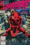 Daredevil #272 comic books - cover scans photos Daredevil #272 comic books - covers, picture gallery