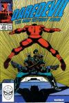 Daredevil #273 comic books - cover scans photos Daredevil #273 comic books - covers, picture gallery