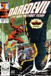 Daredevil #274 comic books - cover scans photos Daredevil #274 comic books - covers, picture gallery