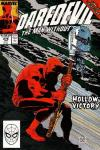 Daredevil #276 comic books - cover scans photos Daredevil #276 comic books - covers, picture gallery