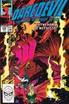 Daredevil #279 comic books - cover scans photos Daredevil #279 comic books - covers, picture gallery