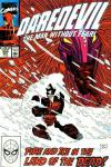 Daredevil #280 comic books - cover scans photos Daredevil #280 comic books - covers, picture gallery