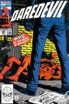 Daredevil #284 comic books - cover scans photos Daredevil #284 comic books - covers, picture gallery