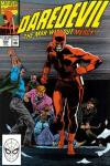 Daredevil #285 comic books - cover scans photos Daredevil #285 comic books - covers, picture gallery
