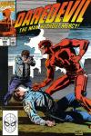 Daredevil #286 comic books - cover scans photos Daredevil #286 comic books - covers, picture gallery