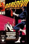 Daredevil #288 comic books - cover scans photos Daredevil #288 comic books - covers, picture gallery