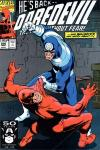 Daredevil #290 comic books - cover scans photos Daredevil #290 comic books - covers, picture gallery