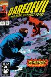 Daredevil #291 comic books - cover scans photos Daredevil #291 comic books - covers, picture gallery