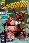 Daredevil #296 Comic Books - Covers, Scans, Photos  in Daredevil Comic Books - Covers, Scans, Gallery