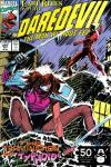 Daredevil #297 comic books - cover scans photos Daredevil #297 comic books - covers, picture gallery
