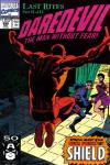 Daredevil #298 comic books - cover scans photos Daredevil #298 comic books - covers, picture gallery