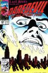 Daredevil #299 Comic Books - Covers, Scans, Photos  in Daredevil Comic Books - Covers, Scans, Gallery