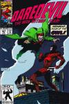 Daredevil #301 Comic Books - Covers, Scans, Photos  in Daredevil Comic Books - Covers, Scans, Gallery