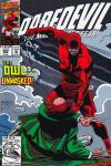 Daredevil #302 comic books - cover scans photos Daredevil #302 comic books - covers, picture gallery