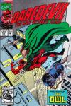 Daredevil #303 comic books - cover scans photos Daredevil #303 comic books - covers, picture gallery