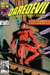 Daredevil #304 comic books - cover scans photos Daredevil #304 comic books - covers, picture gallery