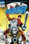 Daredevil #308 comic books - cover scans photos Daredevil #308 comic books - covers, picture gallery