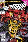 Daredevil #310 comic books - cover scans photos Daredevil #310 comic books - covers, picture gallery