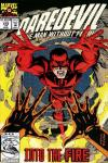 Daredevil #312 comic books - cover scans photos Daredevil #312 comic books - covers, picture gallery