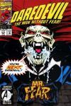 Daredevil #315 Comic Books - Covers, Scans, Photos  in Daredevil Comic Books - Covers, Scans, Gallery