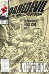 Daredevil #316 cheap bargain discounted comic books Daredevil #316 comic books