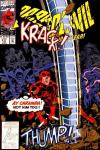 Daredevil #317 Comic Books - Covers, Scans, Photos  in Daredevil Comic Books - Covers, Scans, Gallery