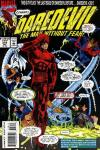 Daredevil #318 comic books - cover scans photos Daredevil #318 comic books - covers, picture gallery