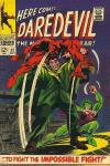 Daredevil #32 Comic Books - Covers, Scans, Photos  in Daredevil Comic Books - Covers, Scans, Gallery